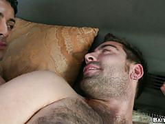tattoo, condom, anal, money talks, cumshot, bear, gays, from behind, pov, car, sideways, hunk, brunett, bait bus, austin parker, giovanni, bait bus, bang bros