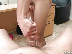 Gay guy gets fucked in his tight ass