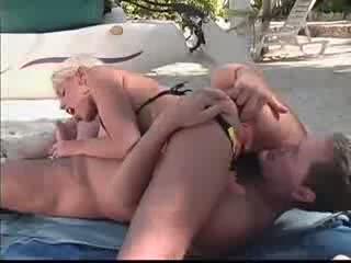 Nicole sheridan - anal outdoor