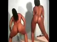 Bashment naked dance..