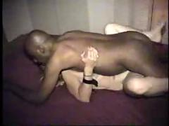Mature slut wife gangbanged by blacks - part 7