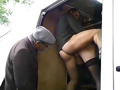 Papy voyeur vol 13 - scene 1