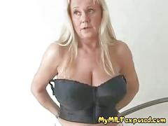 My milf exposed - busty mature amateur milf huge tits