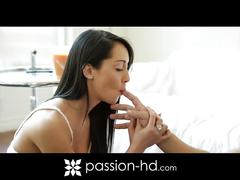 Sabrina banks gets her tight pussy fucked nicely.