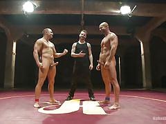 tattoo, wrestling, blowjob, naked, gays, fighting, hunk, naked kombat, kink men, eli hunter, mitch vaughn