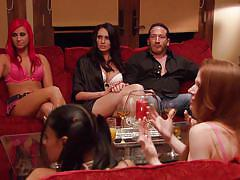 The swingers get naughty with giant dice @ season 4, ep. 2