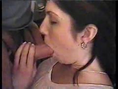 Latin wife loves semen