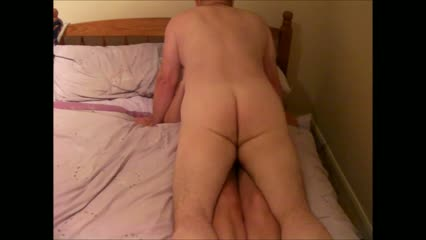 Starla fucks sissy randy in the ass