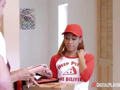 Delivery girl part 1 kendal woods