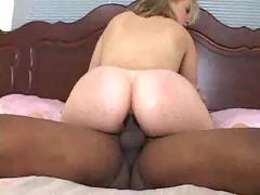 Blonde slut zoie loves bbc