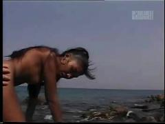 Thai prostitute sex on the beach