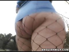 ass, milf, butt, uniform, fishnet, booty, nurse, bigass, public, big-ass, outdoors, british, bbw, flashing, english, daniella, arse, walk, pawg