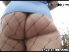 Big ass walk daniella english milf