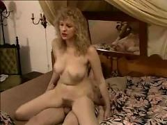 Retro german couple fucking amateurstyle