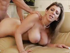 hardcore, big, tits, blonde, pornstar, suck, fuck, titjob, busty, lingerie, pov, sara-jay