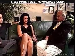 Hot milf gets creampied - kristine