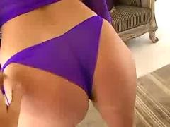 Tori black sucks cock pov