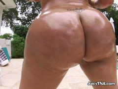 Hot milf has the juiciest pussy and ass ever