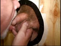 Gloryhole cumshots by workin men xxx