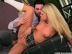 Hot blonde teen janie summers
