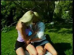 lesbian, pleasures, free, nature