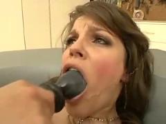 Bobbi starr sodomized in the workshop