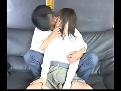 Hot japanese student fuck