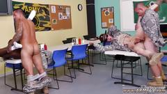 Soldier gay nude fucks yes drill sergeant
