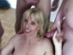 amateur, blowjobs, bukkake, facials, milfs