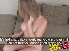 hardcore, amateur, homemade, pov, office, british, reality, casting, audition, interview