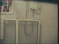 Spycam in shower