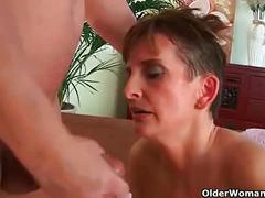 cumshot, hardcore, milf, mature, cumshots, mom, granny, mommy, mother, cougar, gilf, old-young