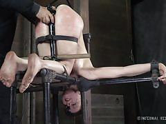 The torture room