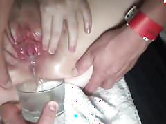 Extreme cum playing - best of 2013