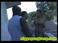 Black gangbang