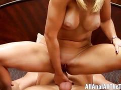 anal, cumshot, milf, blowjob, ass-licking, big-tits, rimming, huge-boobs, rimjob, anal-fucking, ass-sex, slutty-milf, milf-ass