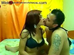 Amateur couple homemade sextape,  webcam sex video