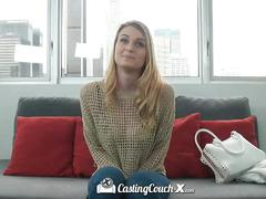 Hd - castingcouchx sweet natalia starr takes massive load on her face