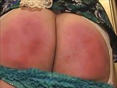 Roundass111 spanking 5
