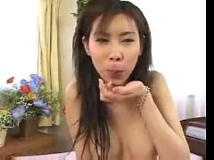 Japanese cutie nanjo sucks cock dm720