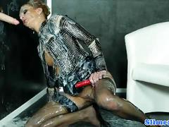 masturbation, babe, blonde, blowjob, pussy, stockings, toys, uniform, milf, ex gf,