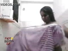 Tamil sex video indian babe taking shower recorded by hidden cam
