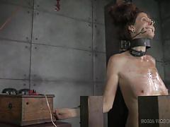 Slave has to endure torture