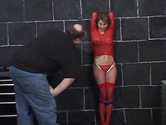 Intense bondage - scene 1