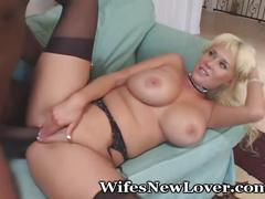 Wife loves getting blacked