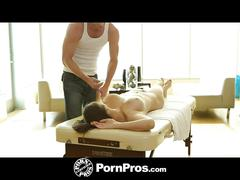 Holly michaels sensual massage to happy ending