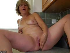 Teen and milf munch and dildo their sweet cunts