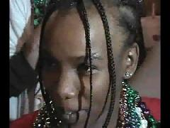 Wild party girls - mardi gras 2003