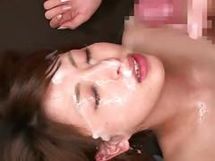 Syouko akiyama bukkake 3