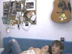 College couple has hot sex on webcam